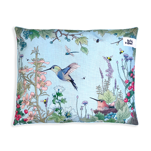 Indie Boho - Hummingbird Fields bed