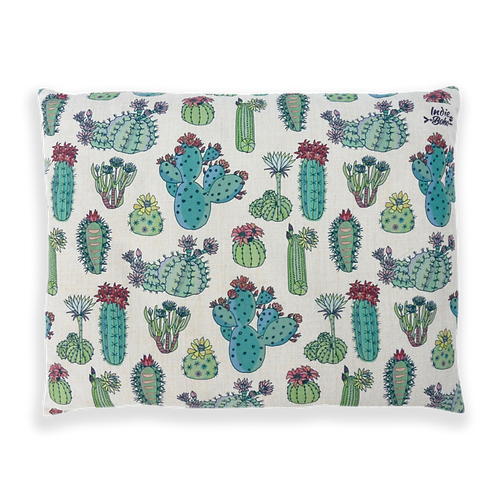 Indie Boho - Desert Cacti bed