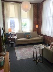 psychotherapy office | Jodi Perelman, MFT | San Francisco CA