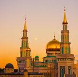 Moschea a Mosca
