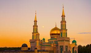 Mosquée à Moscou