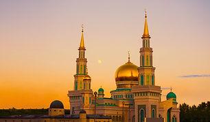 Mesquita em Moscou