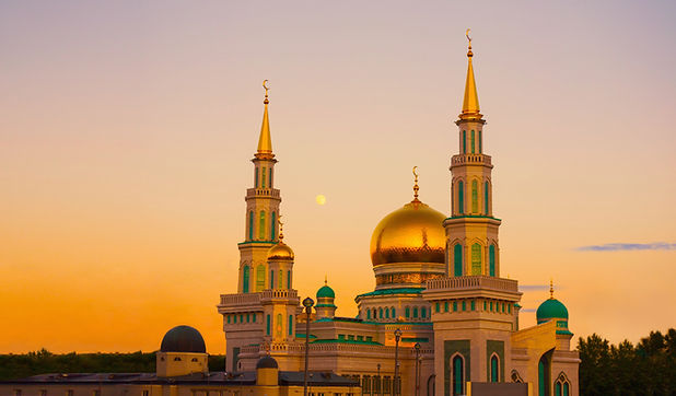 Moschee in Moskau
