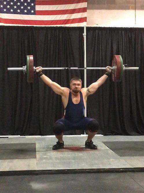 B.I.G. B.O.E. Barbell Club (Weightlifting Team Membership)