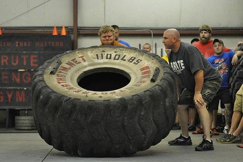 4 Week Strongman Template