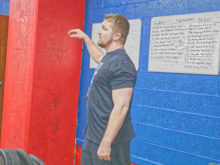 Lessons Learned as a High School Strength and Conditioning Coach