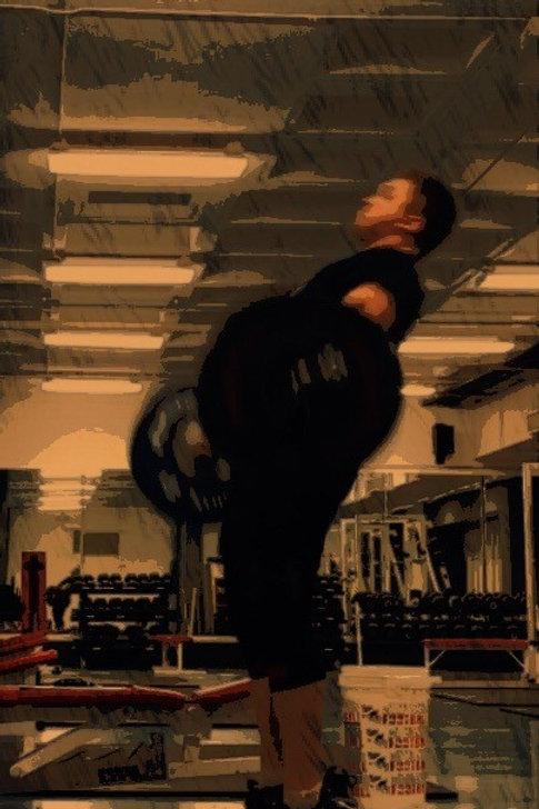 8 Week Weightlifting Template