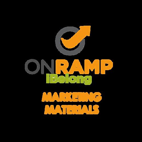 iBelong Marketing Materials