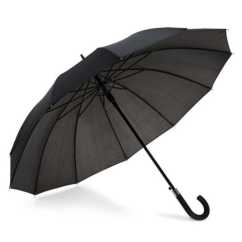 99126s Guarda-chuva de 12 varetas. Pega Emborrachada. Ab. Automática
