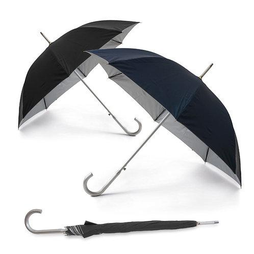 99115s Guarda-chuva. Pega de Alumínio. Ab. Automática