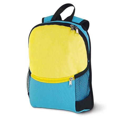 92614x Mochila Azul e Amarelo