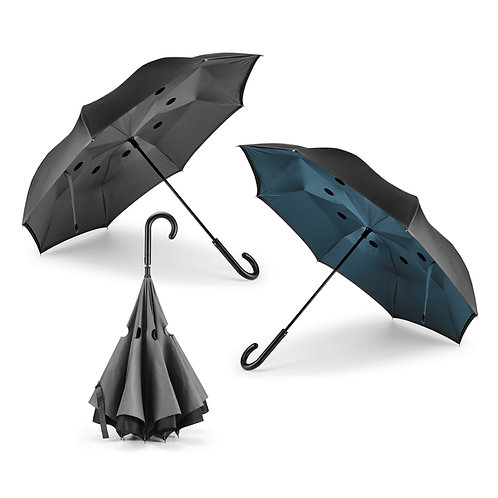 99146s Guarda-chuva Invertido. A prova de Vento. F. Automático
