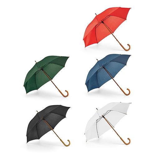 99100s Guarda-chuva Pega de Madeira