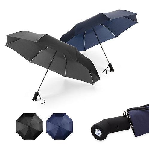 39000s Guarda-chuva dobrável com Lanterna