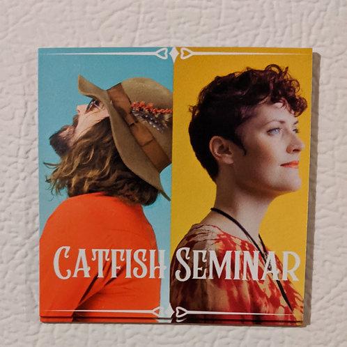 Catfish Seminar Magnet