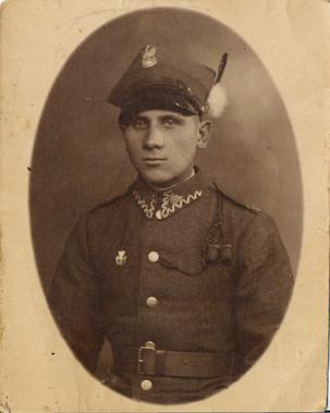 Jozef Szypowski (Michal's brother) 1930s