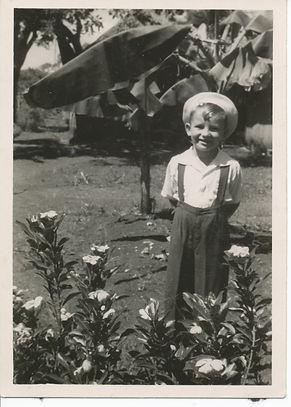 George Steciuk in Masindi