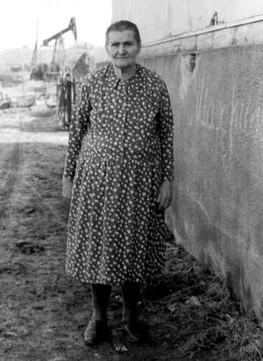 Emilia Siomkajlo stayed in USSR