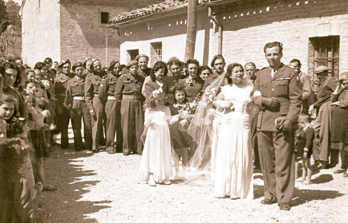 Italy 1946-6 Friends