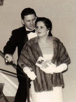 20 With Wife Iza in  NJ 1963