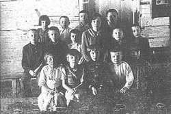 03 School at Labput camp 1940-41