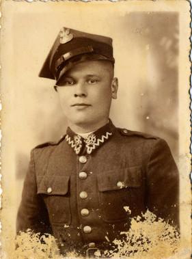 Michal Szypowski - Cadet  Grad 1936