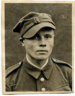 Michal Szypowski in German POW camp