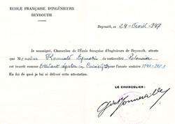17 French University Lebannon
