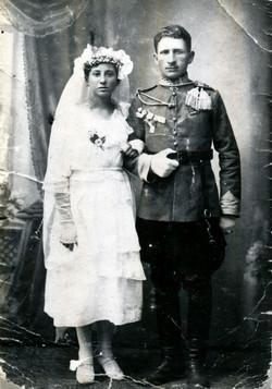 01 Makowski wedding 1922