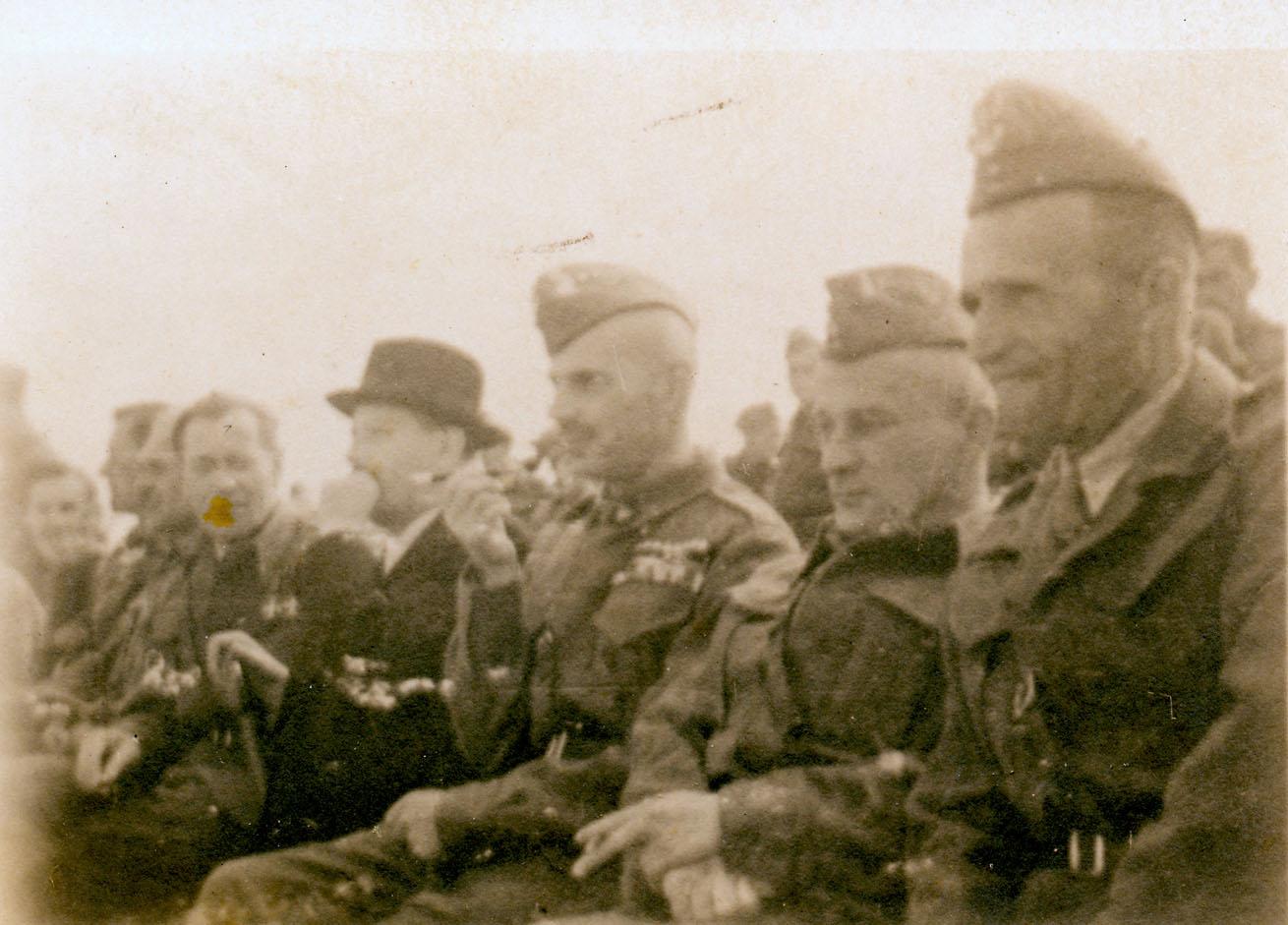 Italy 1944 Gen ANDERS