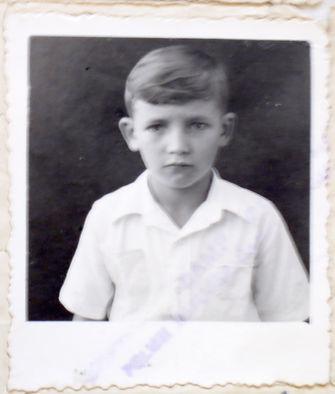 George Steciuk, 1948