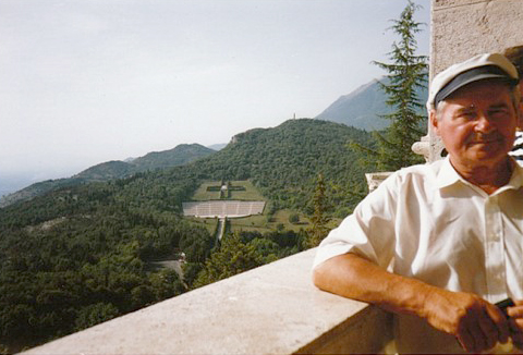 26 Julian at Monte Cassino