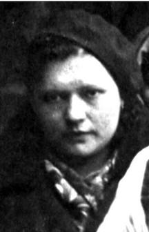 Michalina (Kudlowska) Siomkajlo in Dzetygara