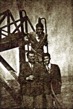 16 Beirut with friends 1947