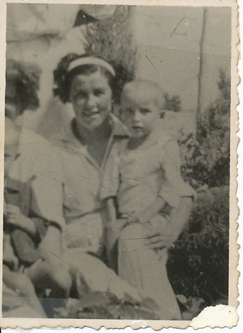 George and his Mother