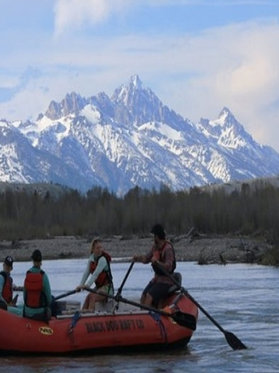 Jackson Hole Scenic Rafting Trip on the Snake Ri One Day Tour