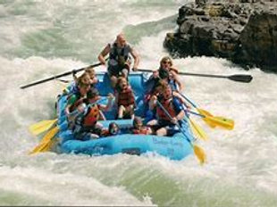 White Water Rafting in Jackson Hole