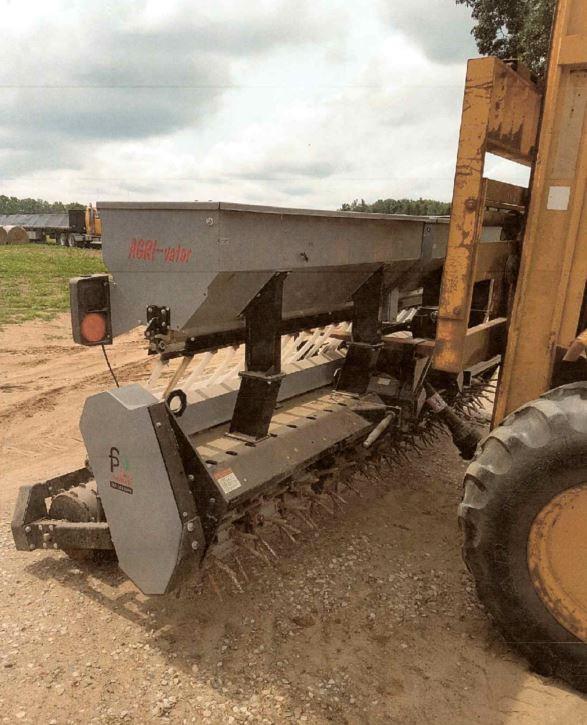 AGRI-Vator with Seed Box