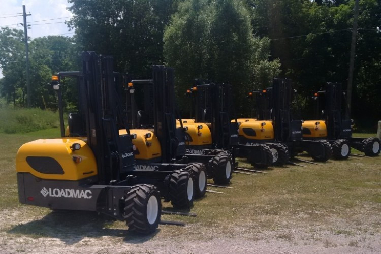 **NEW** Loadmac Truck Carried Forklifts