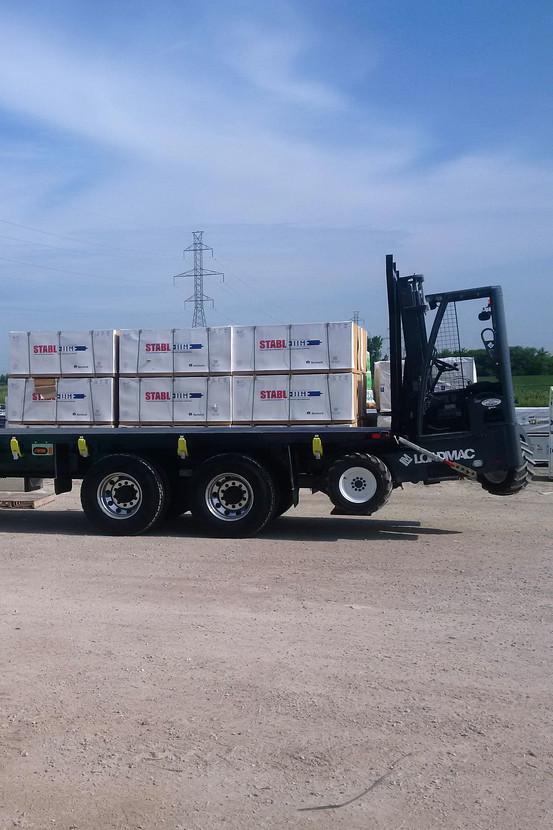 Loadmac Truck Mounted Forklift