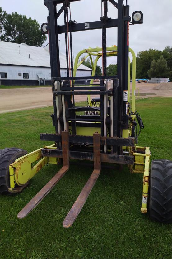 2008 Donkey 5K Forklift