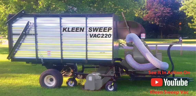 Kleen Sweep VAC220 / Therrien