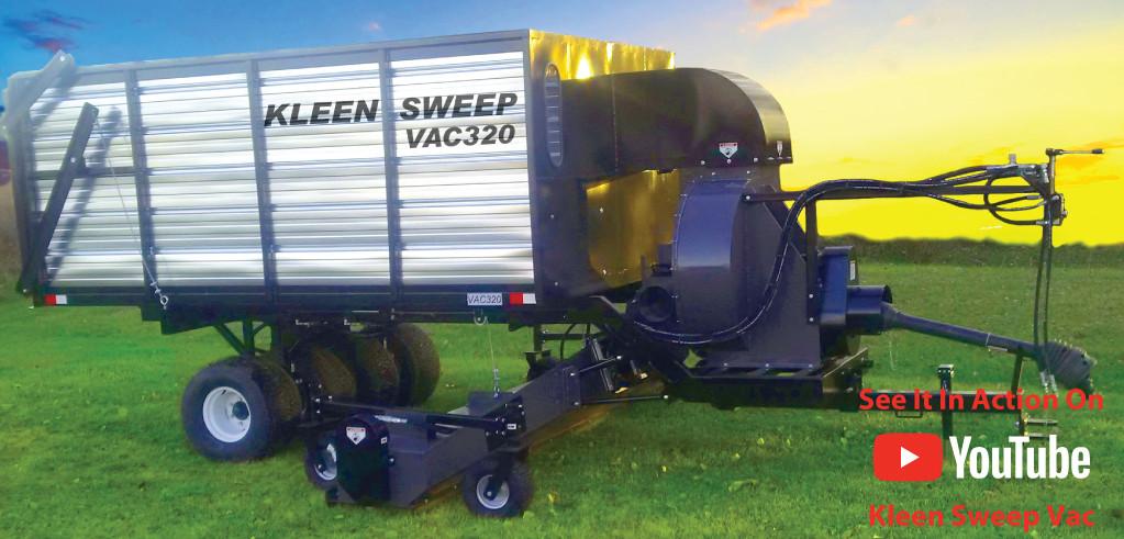 Kleen Sweep VAC320 / Therrien