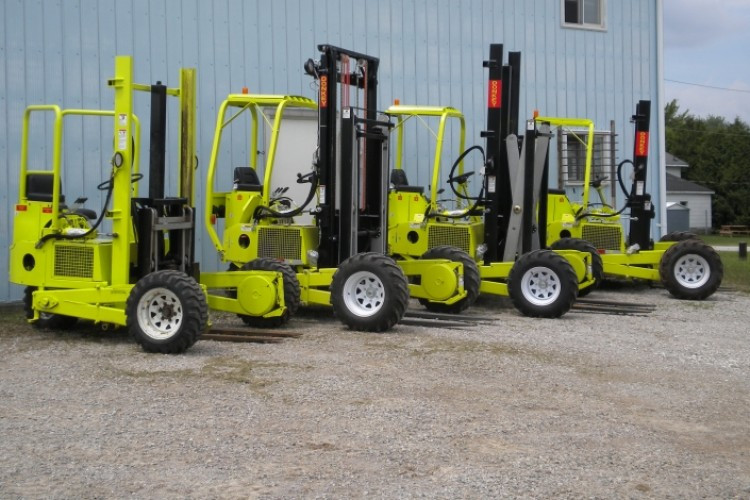 New Donkey Truck Carried Forklifts
