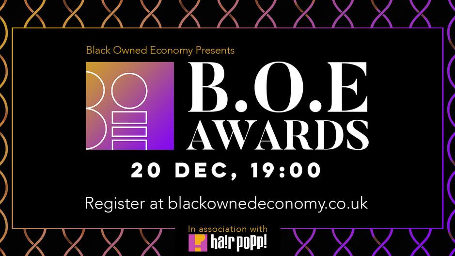 B.O.E AWARDS