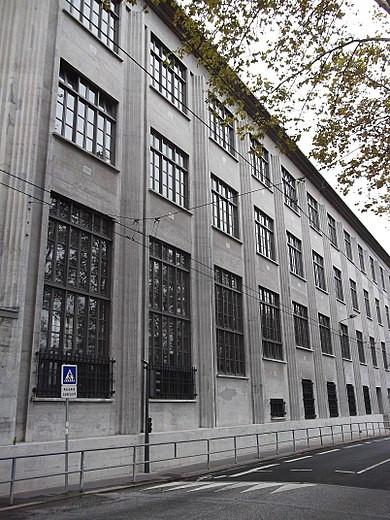 Ecole de tissage de Lyon