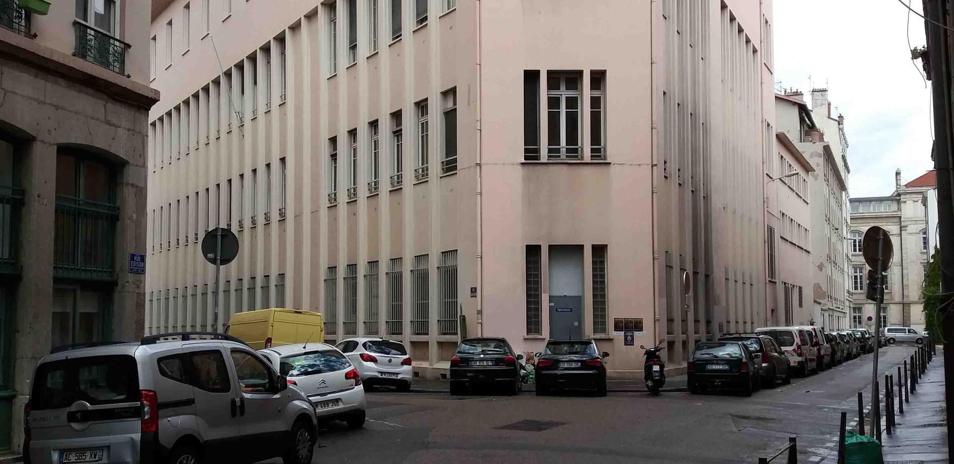 Central téléphonique Vaudrey