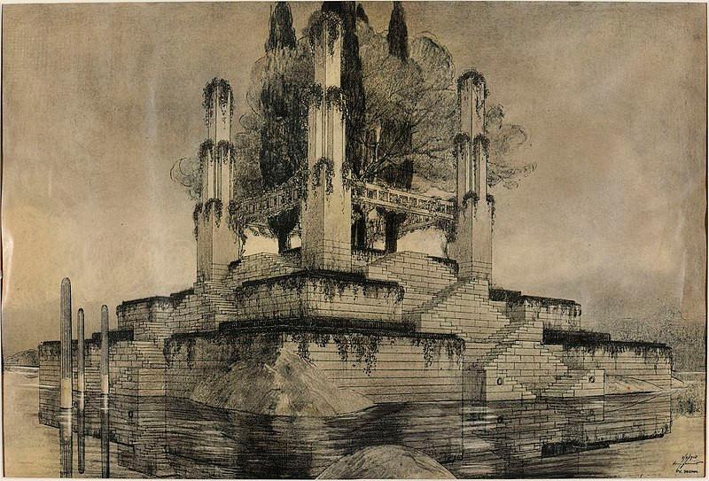Projet de monument aux morts
