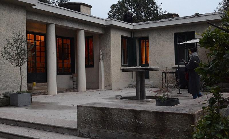 Villa de Mlle Bachelard