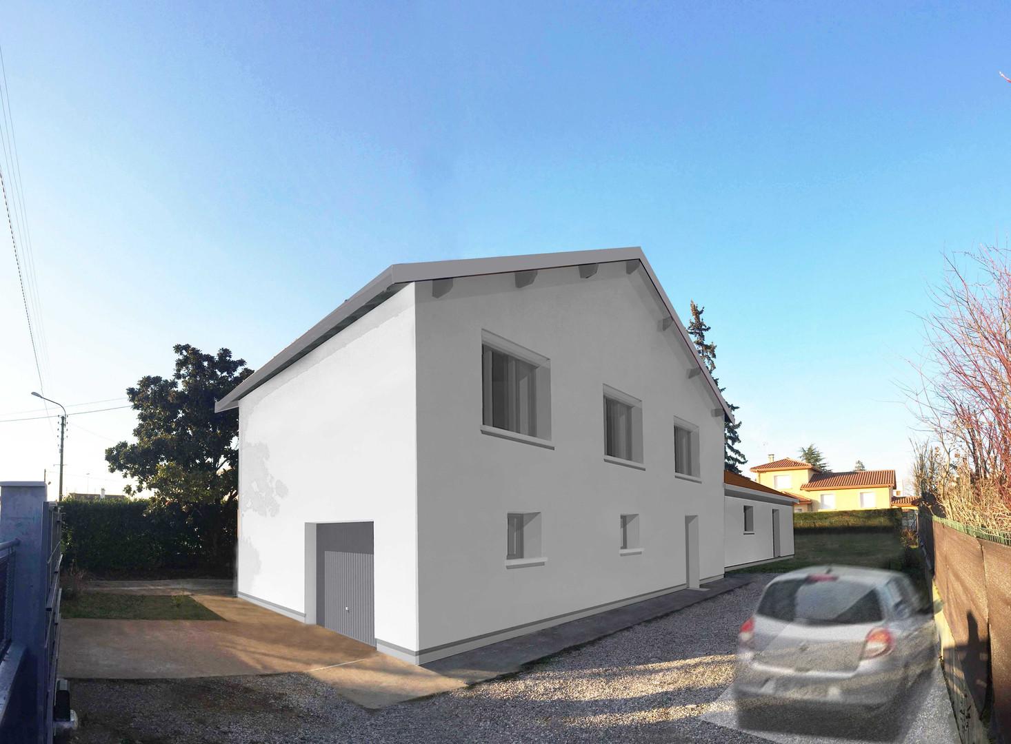Saint-Priest Extension - Rue